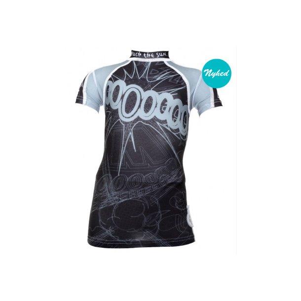 4bb2 T-skjorte Wooo UPF 50+