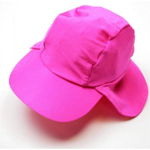 Sun cap rosa fra zunblock