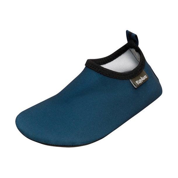 Aqua-slipper blå UPF 50+