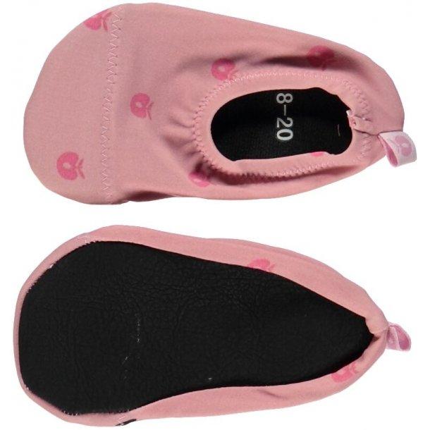 Småfolk swimshoes m/äpple blush UPF 50+