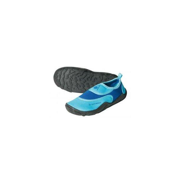 Aquasphere badesko blå/turkis UPF 50+