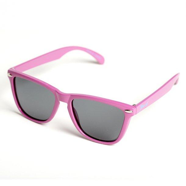 1667927dd Jbanz solbrille flyer pink med 100% uv beskyttelse