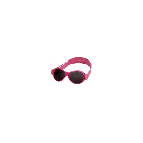 Baby Banz solbrille Retro Pink