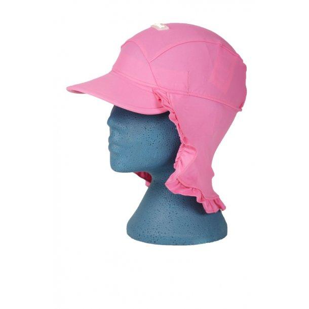 Baby Banz legionærhat pink UPF 50+