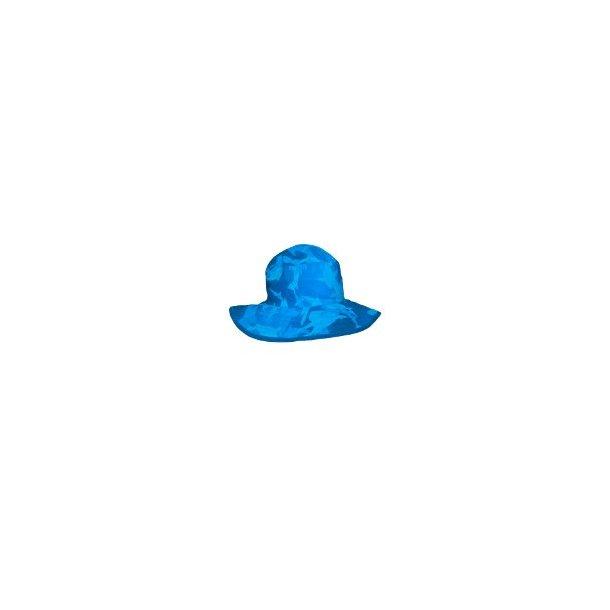 Baby Banz blå vendbar solhatt UPF 50 +