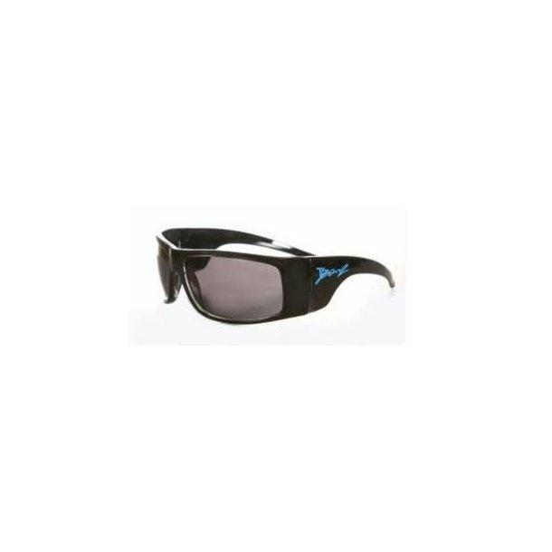 Jbanz solbrille sort med 100% uv beskyttelse