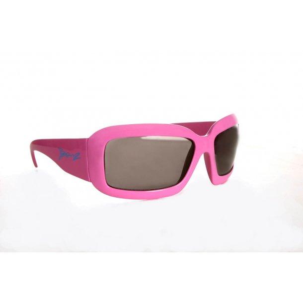 Jbanz solbrille flamingo rosa med 100% uv beskyttelse