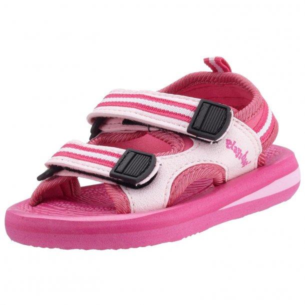 Playshoes badesandaler pink