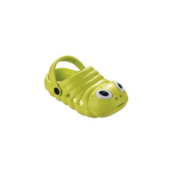 Beco Foppatofflor för barn grön