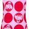 Badedragt fra danefæ pink/rød upf 50+