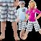 Ternede shorts Hyphen UPF 60+