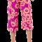 Rosa 3/4 bukser fra hyphen upf 80+