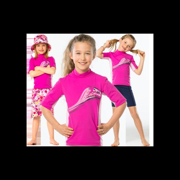 T-skjorte fra Hyphen i rosa