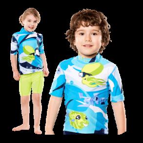 4d9d35e8 UV-Badetøy for barn > UV-Tøy & UV-klær med solfaktor side 6/11