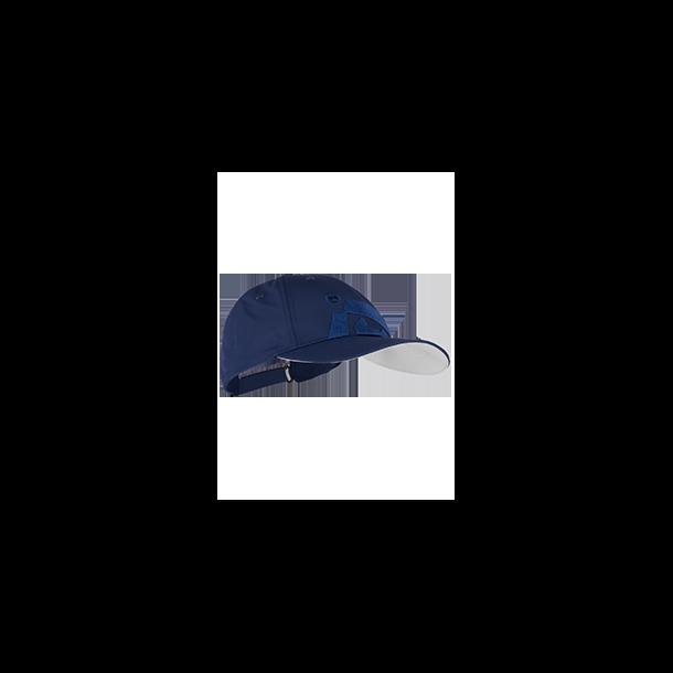 Baseball cap Hyphen UPF 80+ blå