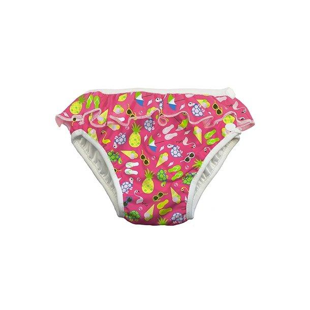Blebadebukser Imse Vimse - pink beach life