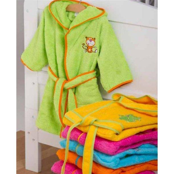 Badekåpe lasarito gul