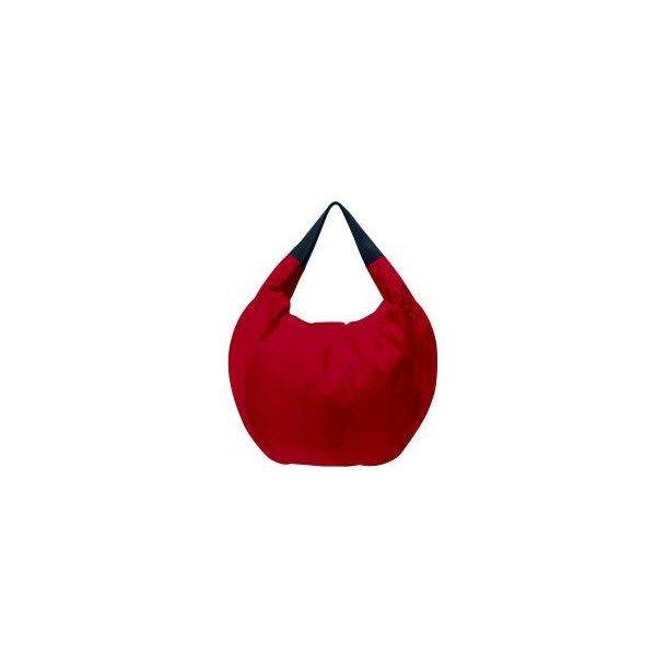 Mini Maxi ladyshopper röt
