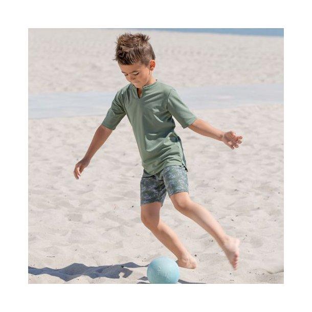 UV shorts Palms Petit Crabe UPF 50+