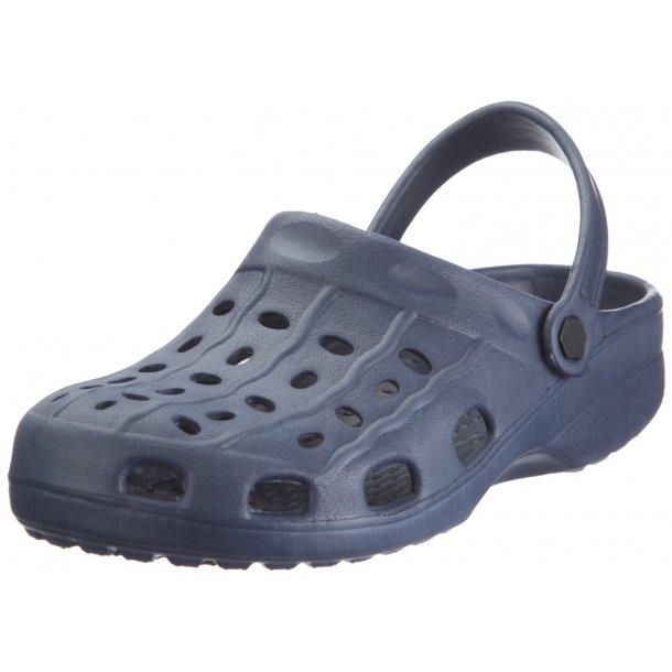Playshoes clogs mørkeblå