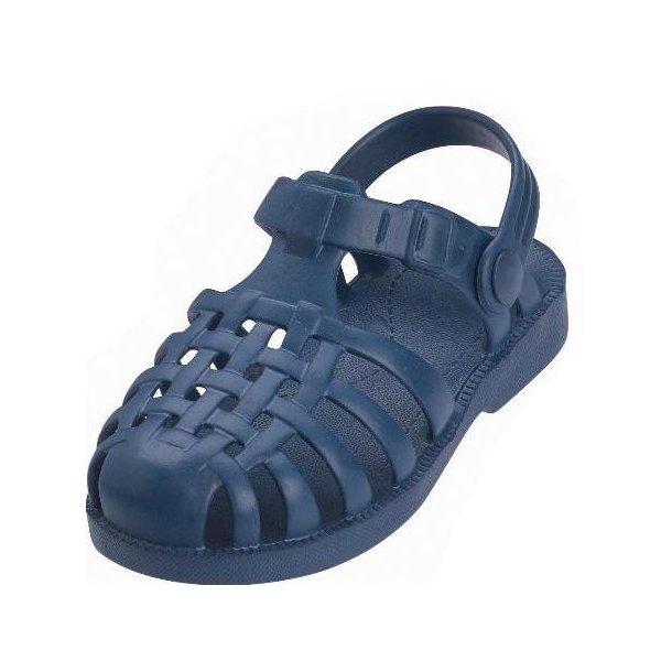 Playshoes blå strandsandaler