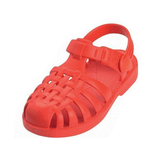 Playshoes badsandal röt