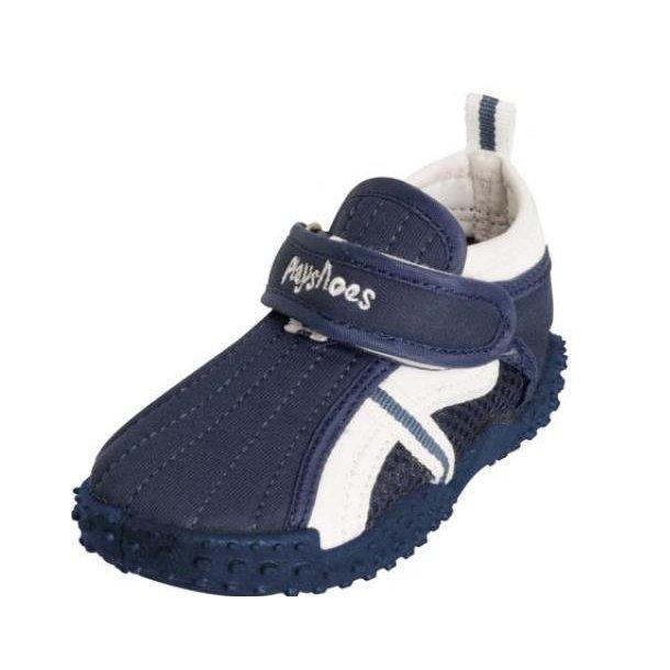 Playshoes badesko mørkeblå