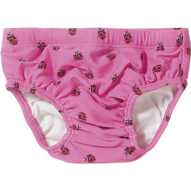 Rosa blöjbadbyxor från Playshoes