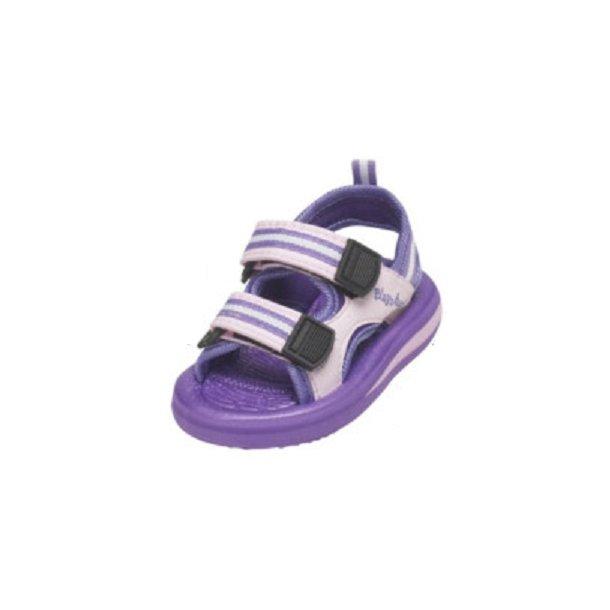 Playshoes badesandaler lilla