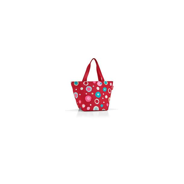 Shopper M funky dots 2