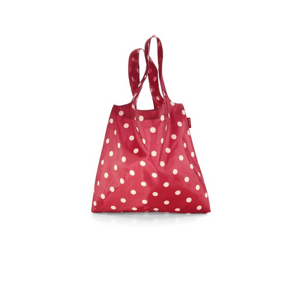 Mini maxi shopper ruby dots