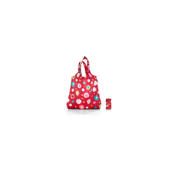 Mini maxi shopper funky dots 2