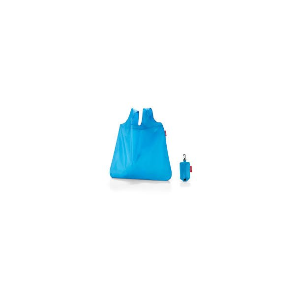 Mini maxi shopper electric blue