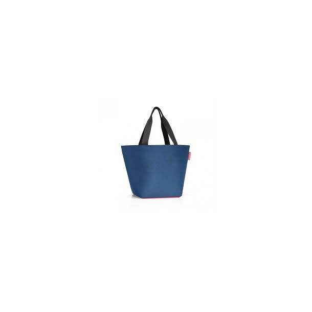 Shopper M Navy Red