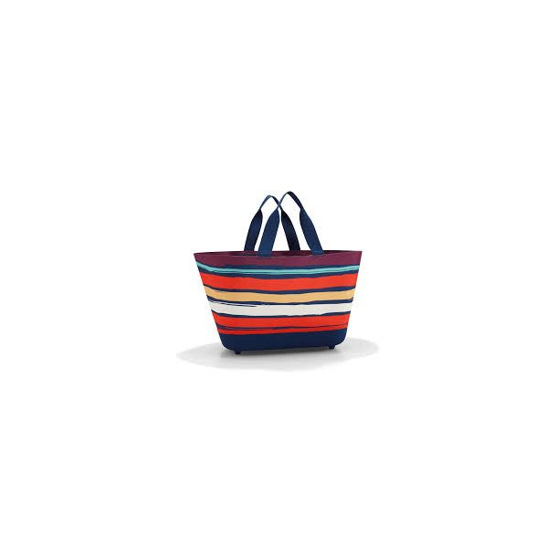 Shopper M Artist Stripes