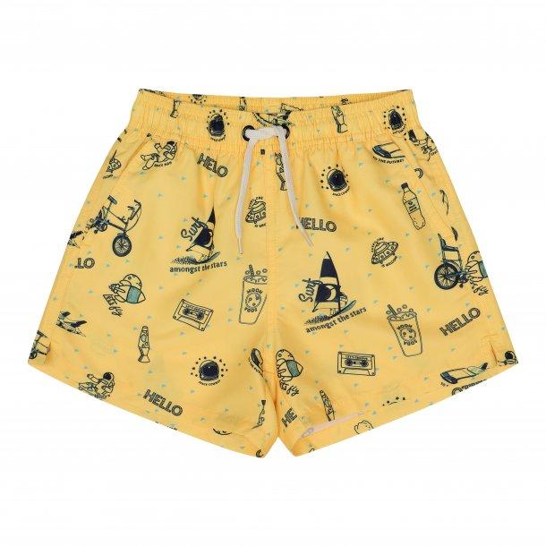 Soft Gallery shorts Goldfinch  UPF 50+