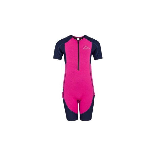 Våtdräkt pink/mörkblå - Stingray