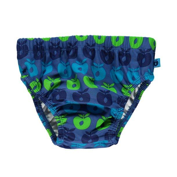 Småfolk blöjbadbyxa - blå UPF 50
