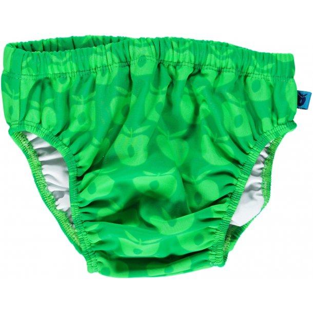 Blebadebukser småfolk grøn upf 50+