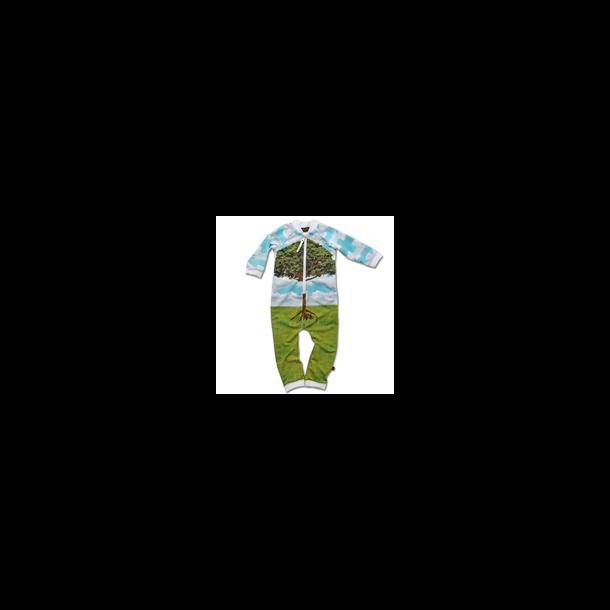Heldräkt Solamigos Tree långa ärmar och ben UPF 50+