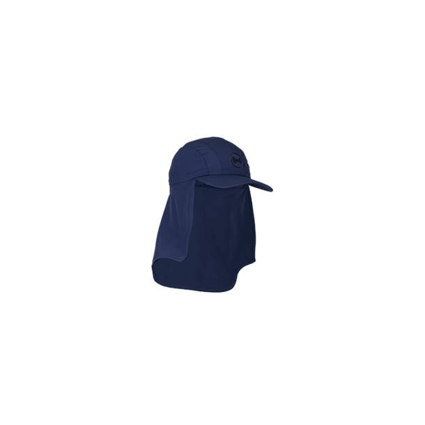 Solhatt Hyphen blå UPF 80+