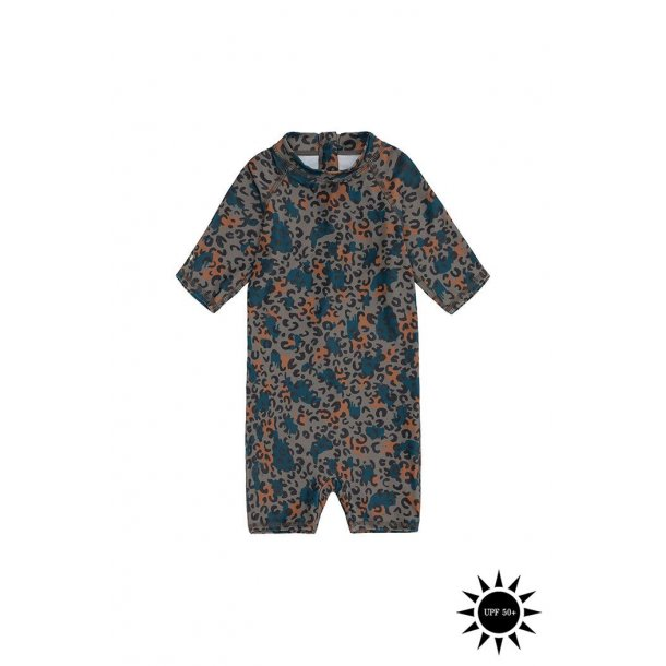 Soft Gallery Rey Sunsuit UPF 50+ Fossil