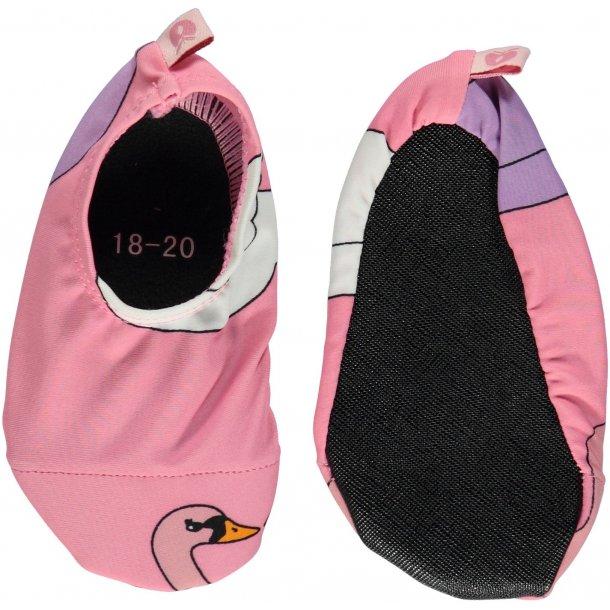 Småfolk swimshoes Swan UPF 50+