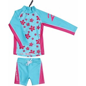 Uv shorts og langärmad blus Zunblock UPF 50+ e214d30026b34