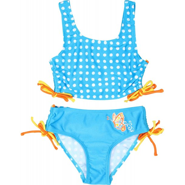 Turkos bikini Zunblock UPF 50+