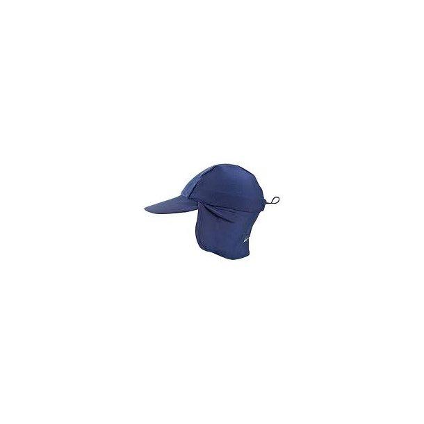 Sun cap Zunblock mørkeblå UPF 50+