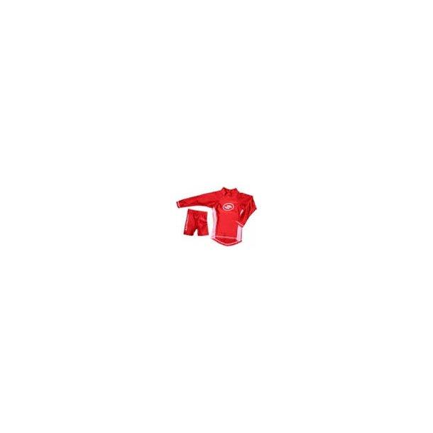 Langærmet uv sæt Zunblock UPF 50+